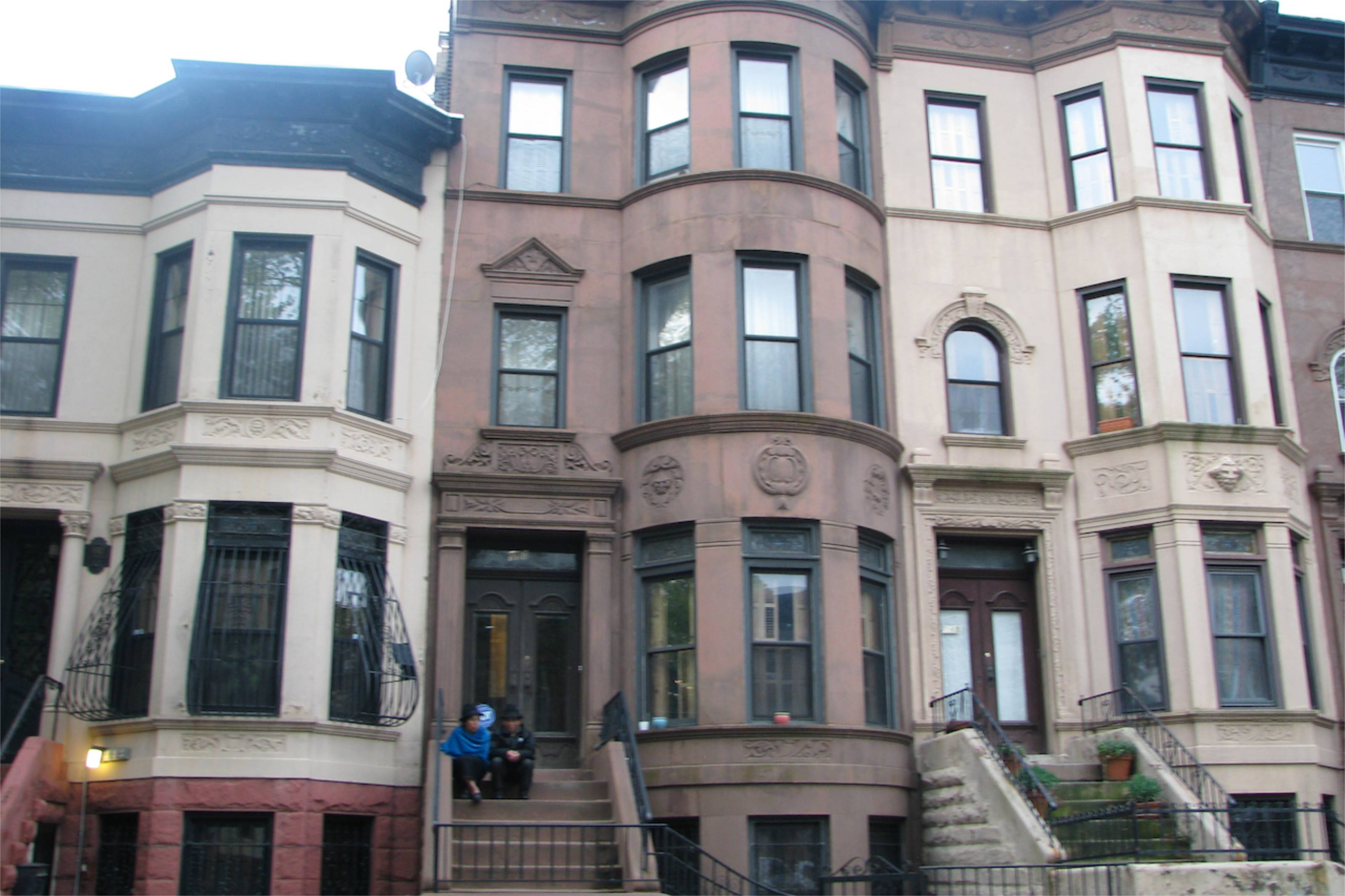 Baltazar's apartment in Brooklyn